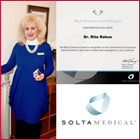 2012 Solta Black Diamond Award Winner - Dr Rita Rakus
